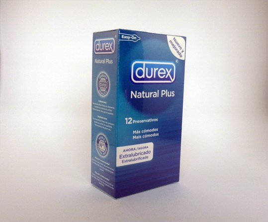 Durex Natural Plus